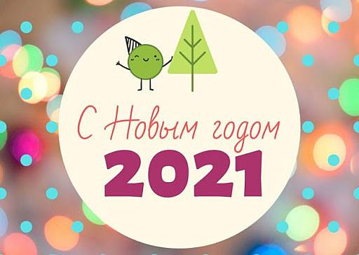 График работы в Новогодние праздники и Рождество 2021 года!