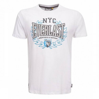 Футболка Everlast Sports Marl NYC белого цвета