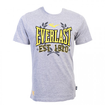 ​Футболка Everlast Sports Marl 1910 серого​ цвета